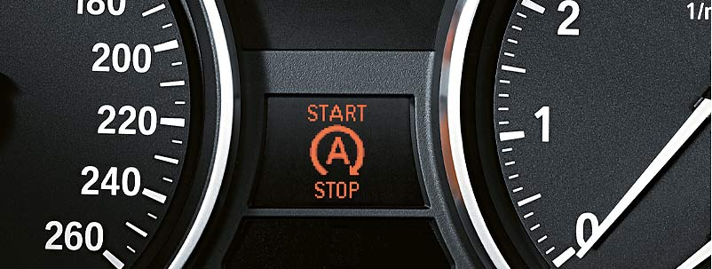 how to start and stop a manual car