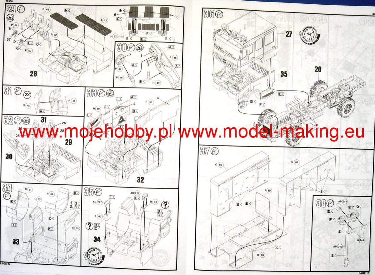 mercedes atego 815 workshop manual