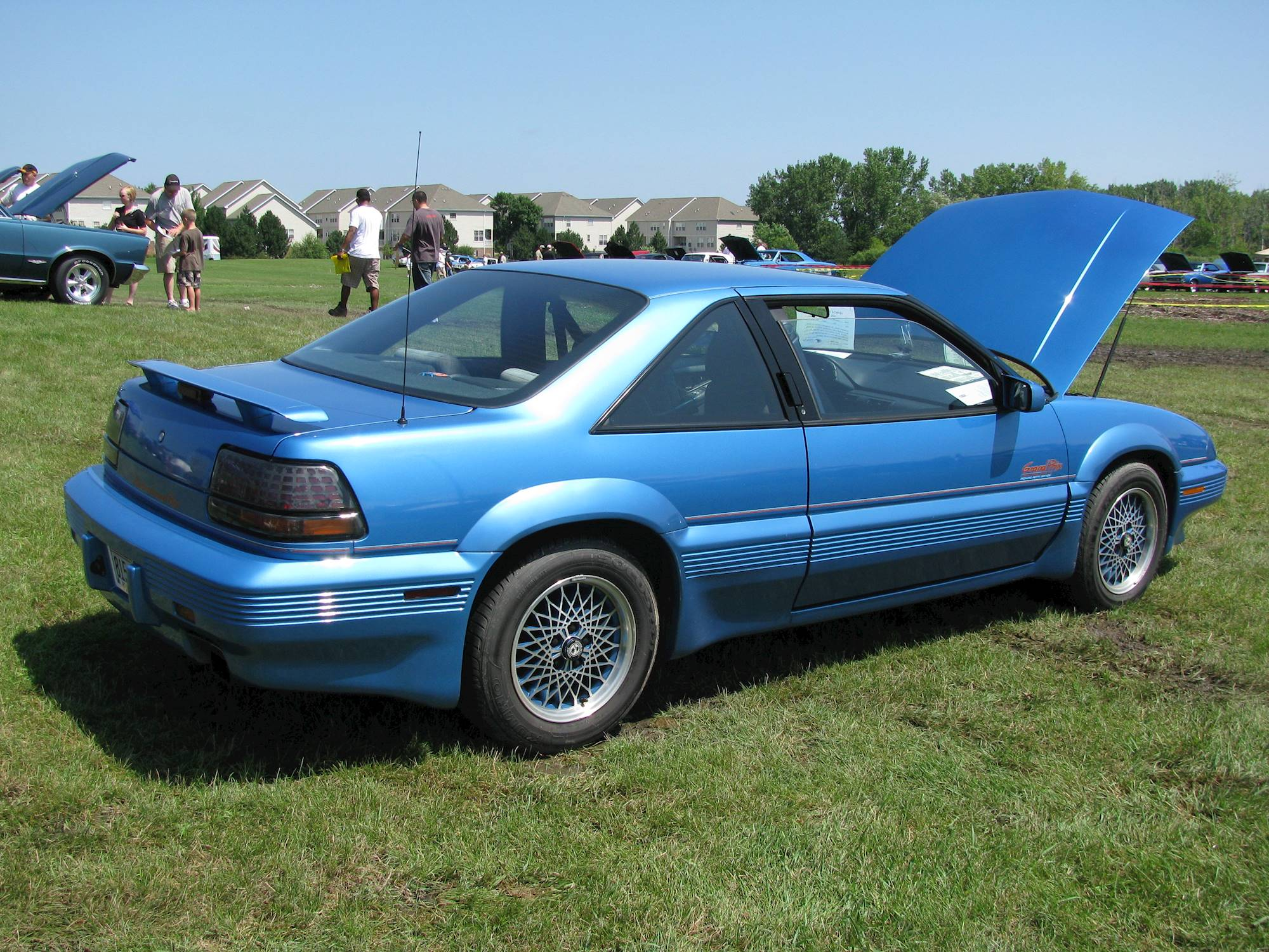 2000 pontiac grand prix manual