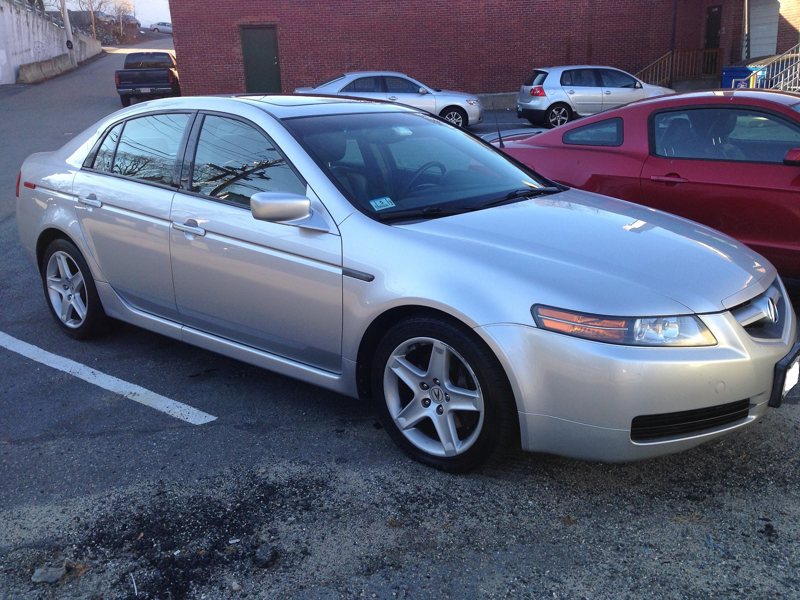 2006 acura tl manual for sale