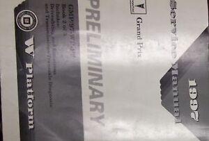 2006 pontiac grand prix service manual