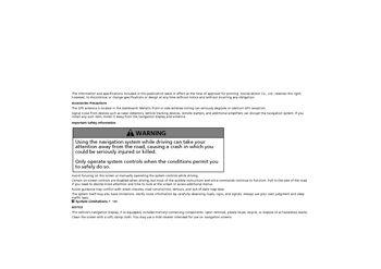 2014 honda cr v navigation manual