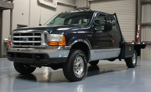 2000 ford f250 owners manual