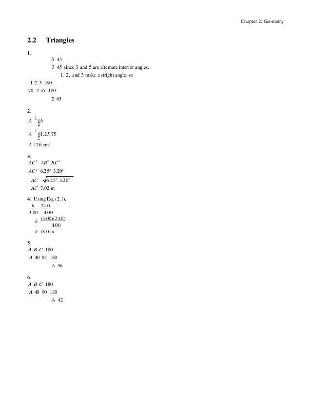 basic training in mathematics solution manual
