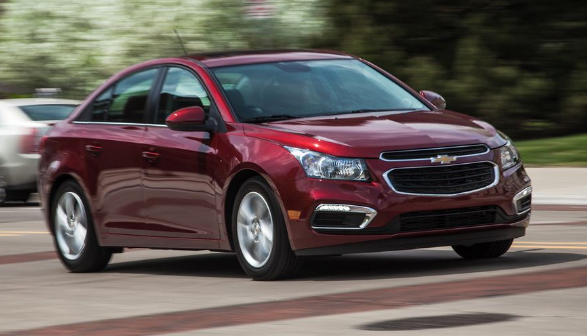 2015 chevy cruze owners manual