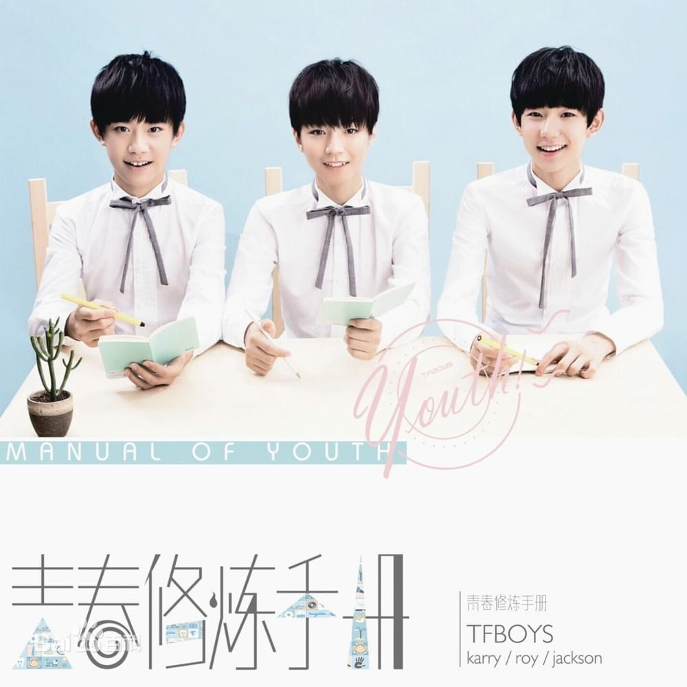 tfboys manual of youth lyrics
