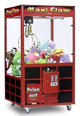 toy house claw machine manual