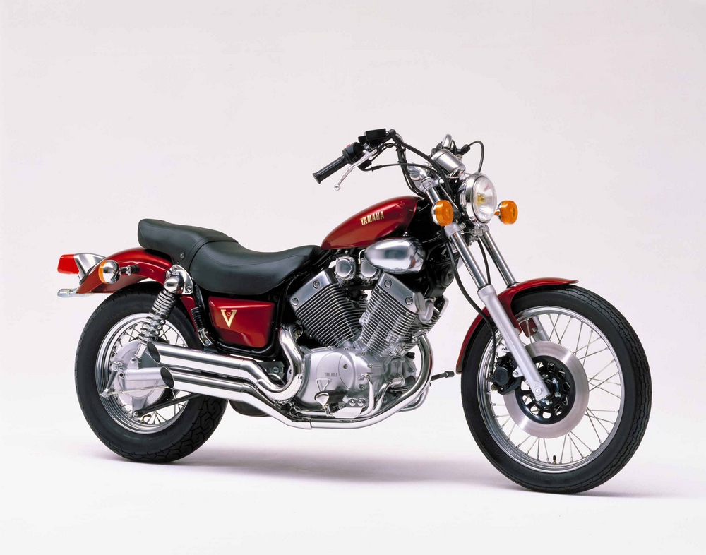 yamaha virago 535 manual pdf
