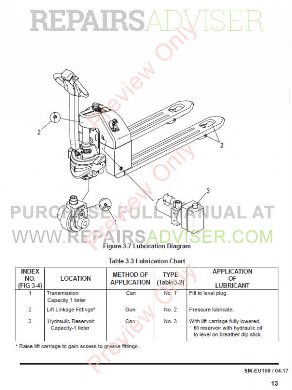 maintenance policy and procedures manual pdf