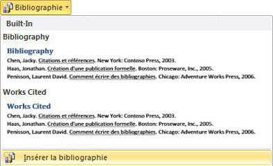 chicago manual of style bibliography format