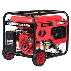 powermate 4000 watt generator manual