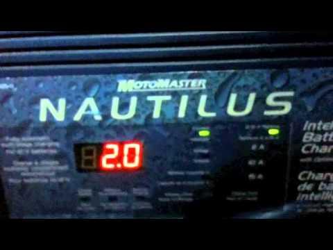motomaster nautilus battery charger manual