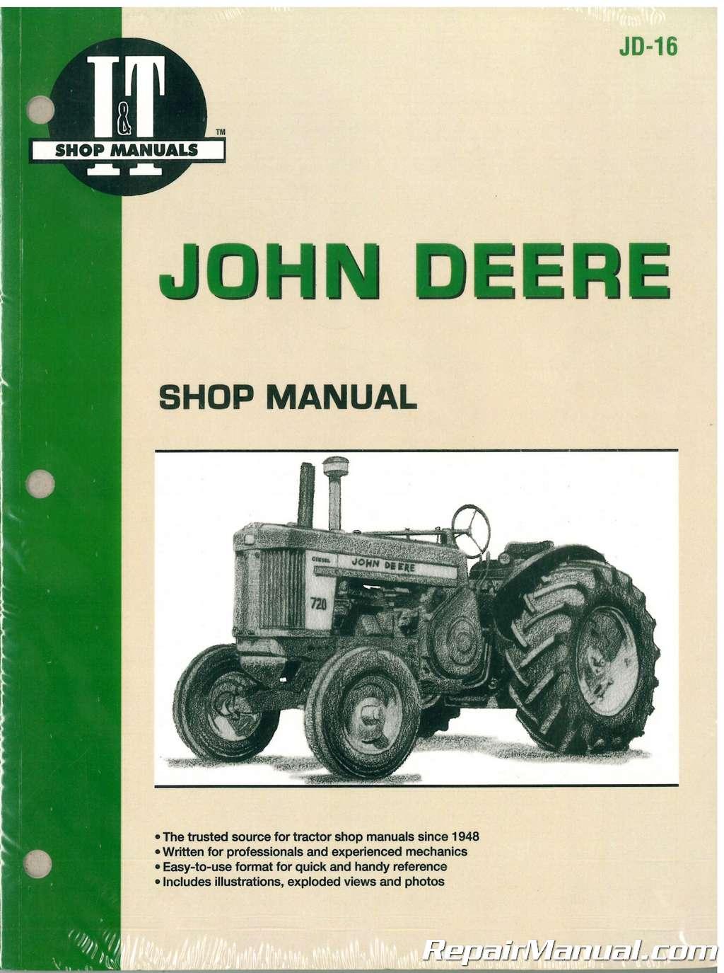 9610 john deere combine manual