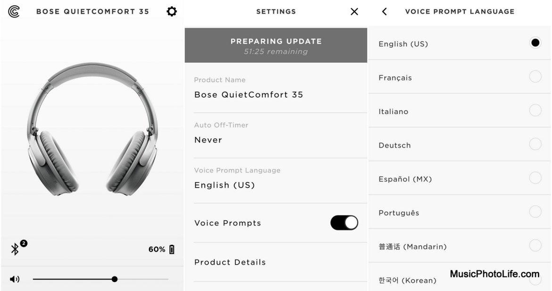 bose quietcomfort 35 ii user manual