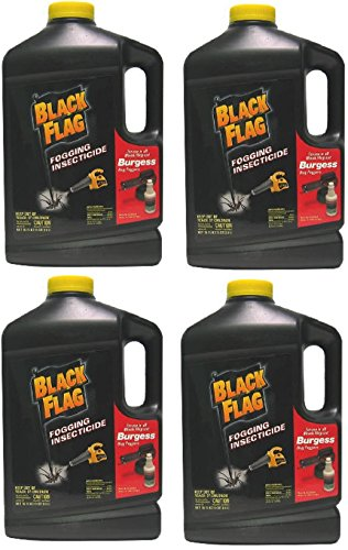 black flag bug fogger manual