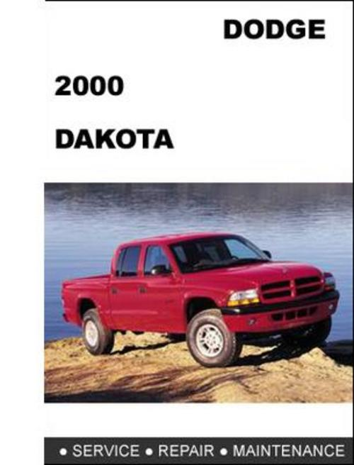 2000 dodge dakota repair manual free download