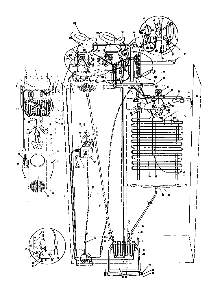 sub zero 3211rfd refrigerator manual