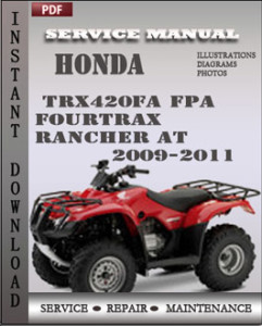 2009 honda civic service manual pdf