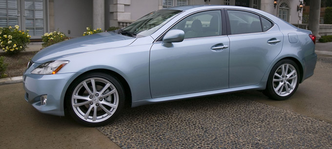 lexus is 350 manual transmission