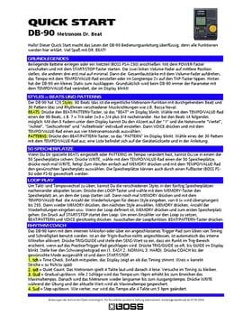 tama rhythm watch rw200 manual