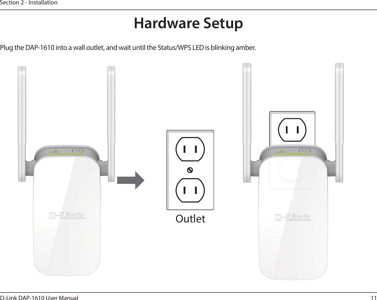d link range extender manual
