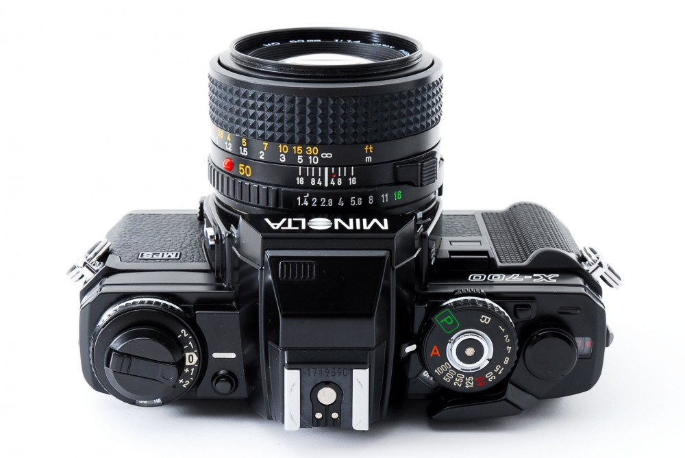 minolta af 50 big finder manual