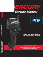 mercury 115 hp outboard service manual