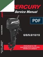 mercury 115 hp outboard service manual