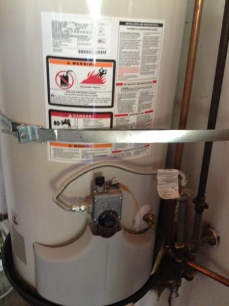 ge hot water tank manual