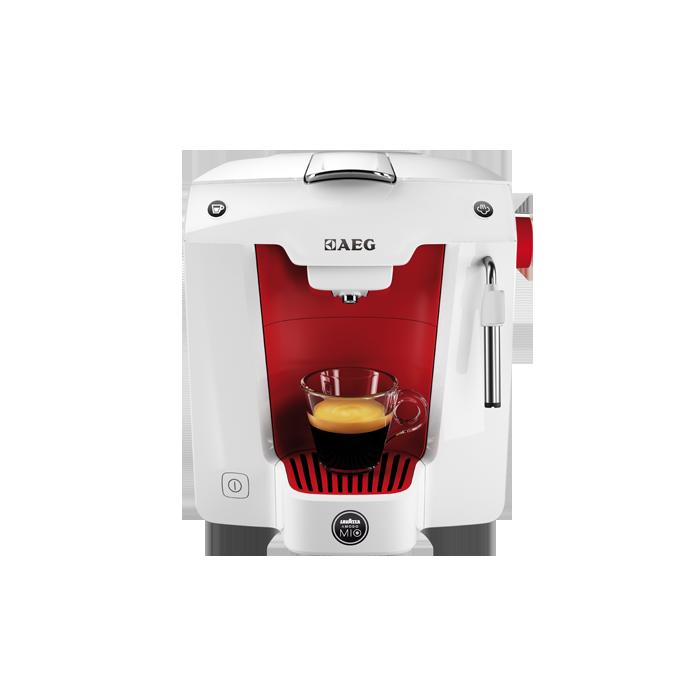aeg electrolux coffee machine manual