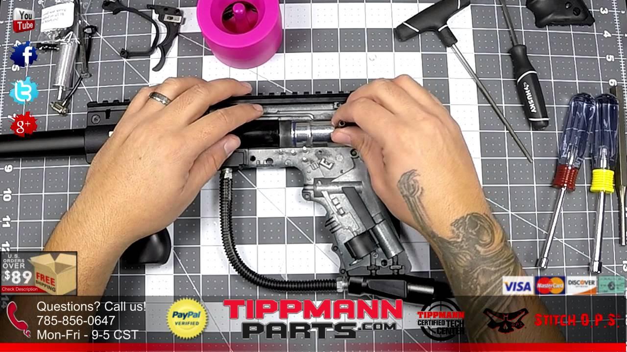 alpha black paintball gun manual