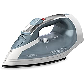 black and decker light n easy iron manual