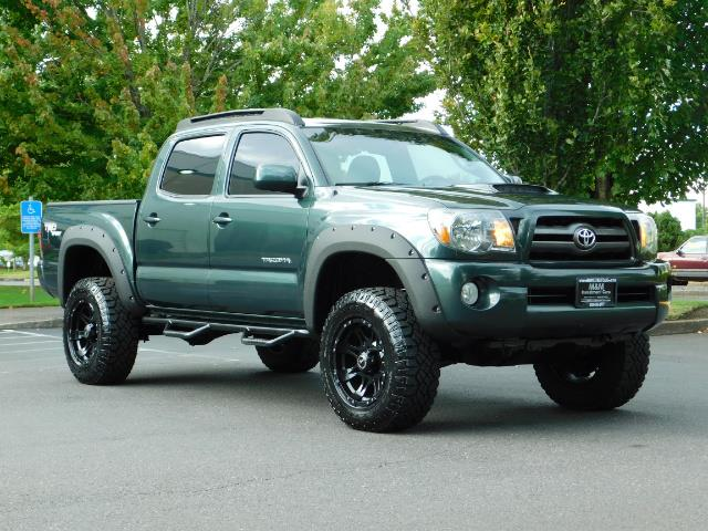 toyota tacoma double cab manual transmission