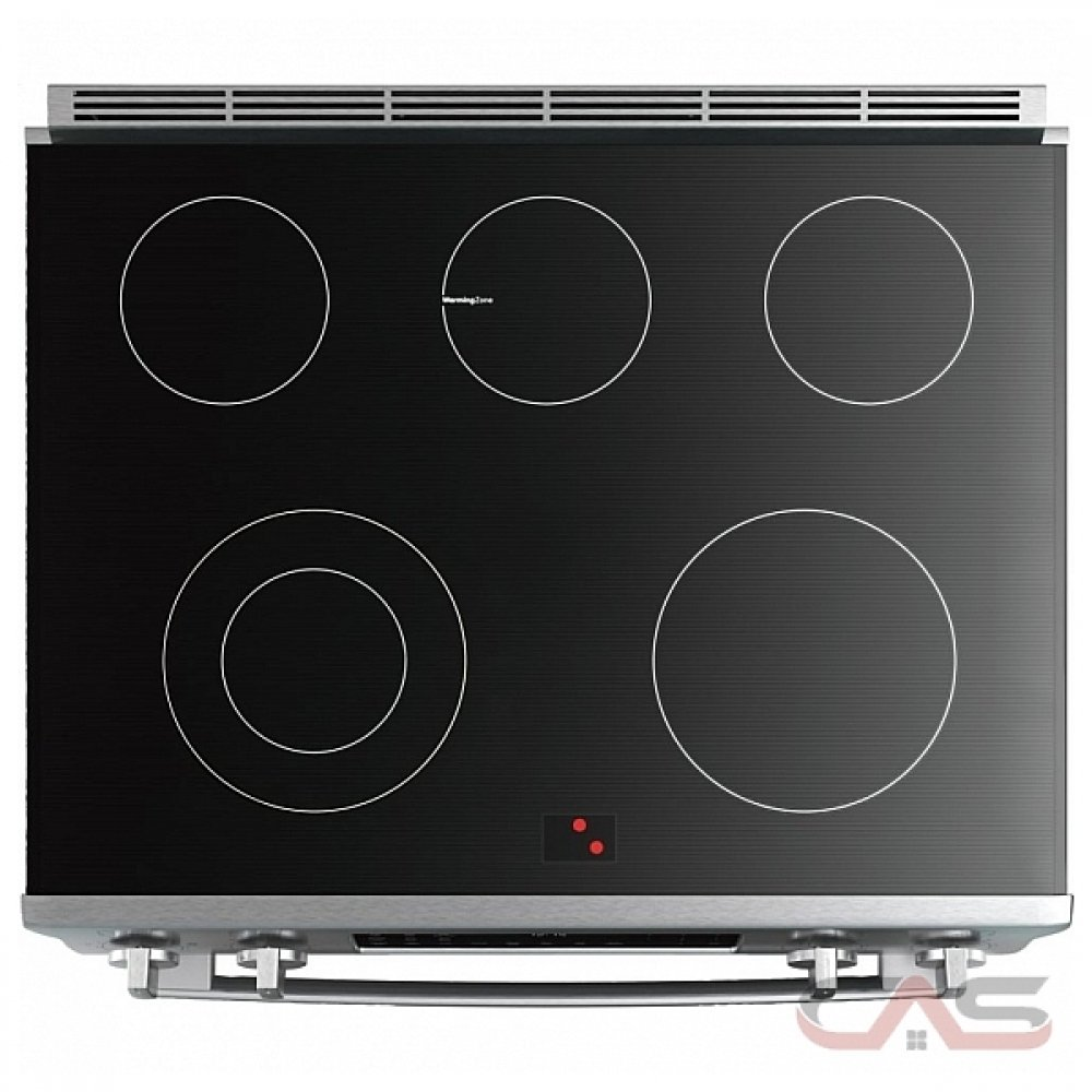 bosch electric stove top manual