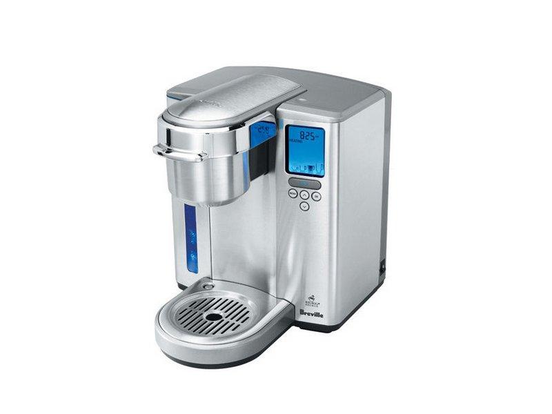 breville barvista coffee machine manual