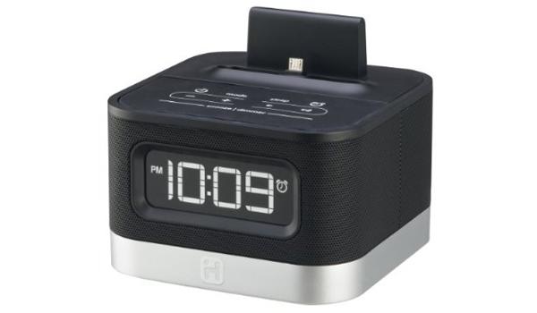 ihome manual set the clock