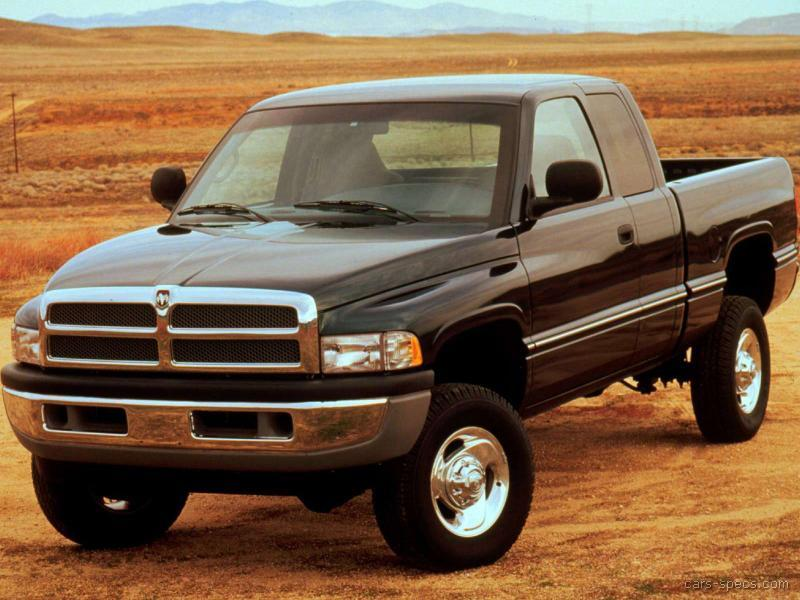 1998 dodge ram 1500 manual