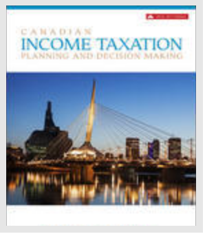 canadian income taxation buckwold solution manual