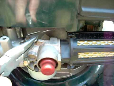 craftsman eager 1 5.5 hp mower manual