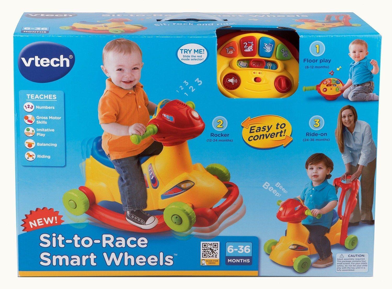 vtech 2 in 1 smart ride on rocker manual