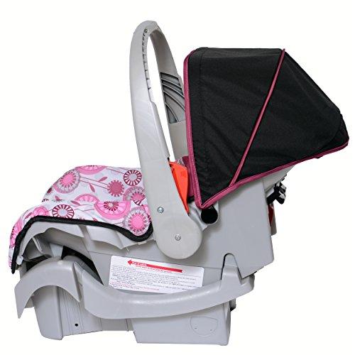 evenflo nurture infant car seat manual