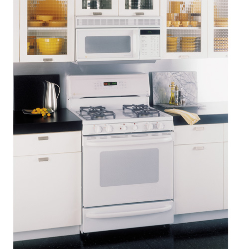 ge spectra gas range manual