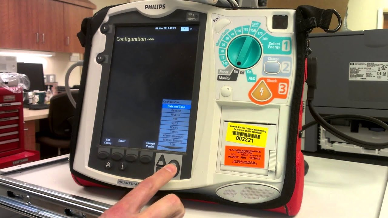 heartstart xl defibrillator service manual
