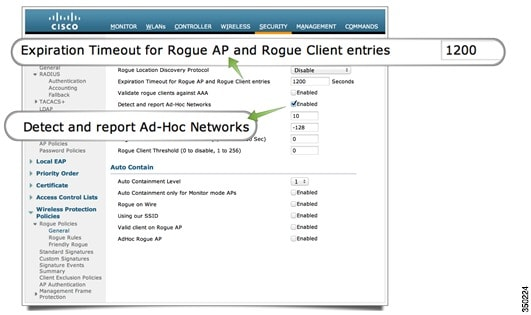 how to detect rogue access points manually
