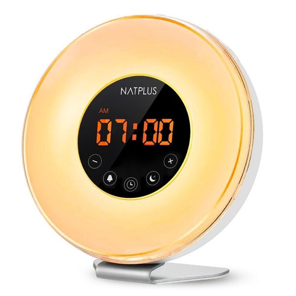 inlife wake up light manual
