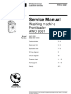 lg tromm washing machine manual