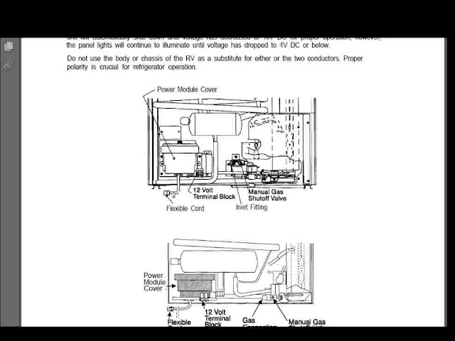 mallard travel trailer owners manual