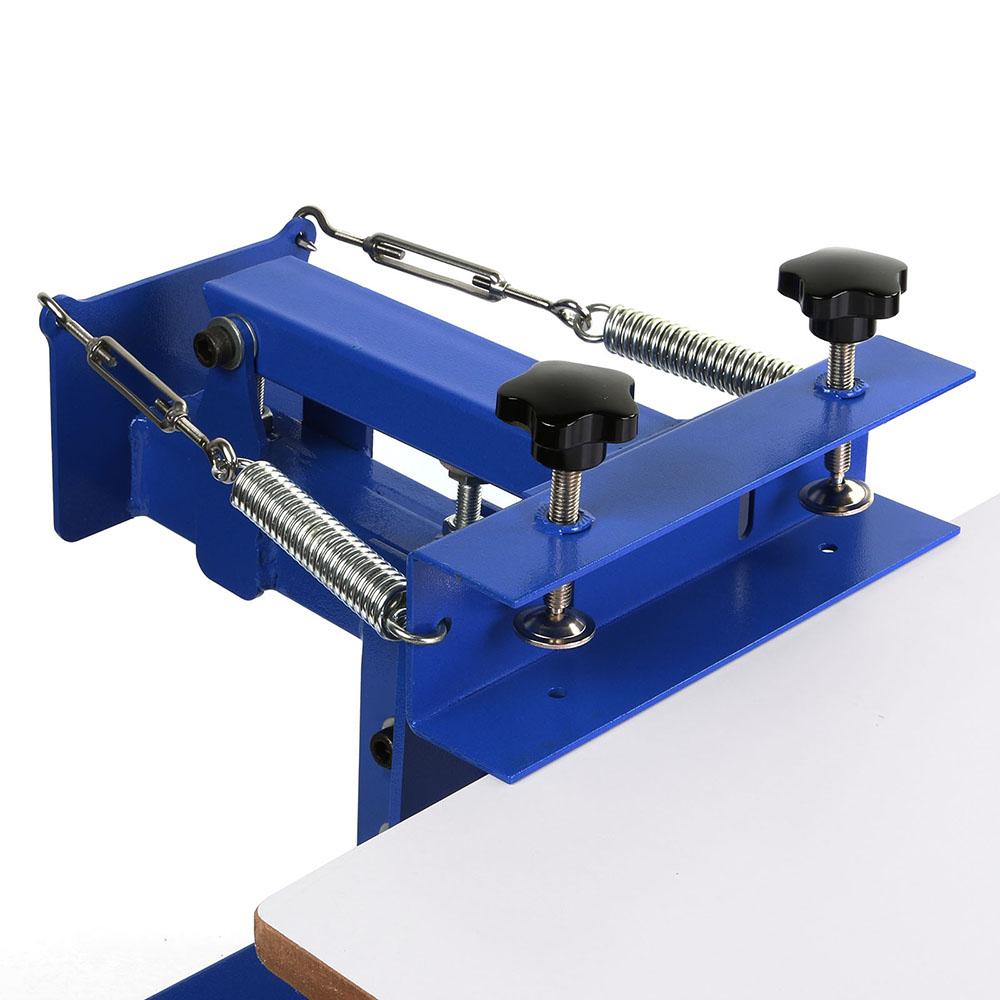 manual t shirt printing machine
