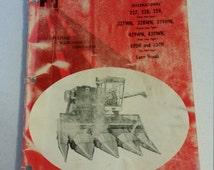 massey ferguson mf 35 operators manual