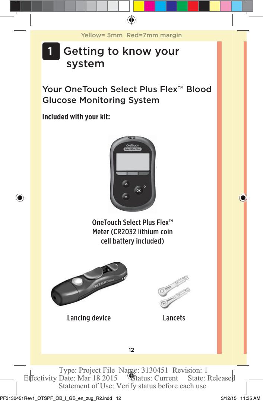 statstrip glucose meter operating manual